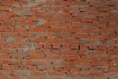 Der alte Backsteinmauerbeschaffenheitshintergrund Lizenzfreie Stockbilder