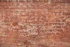 Der alte Backsteinmauerbeschaffenheitsstein Stockfotos