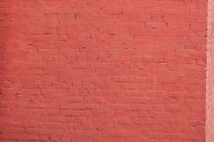 Der alte Backsteinmauerbeschaffenheitsstein Lizenzfreie Stockbilder