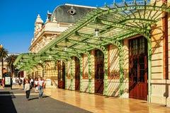 Der alte Bahnhof von Avignon Lizenzfreie Stockfotos