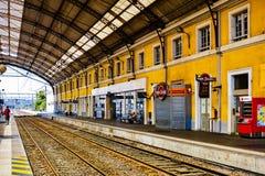 Der alte Bahnhof von Avignon Lizenzfreie Stockfotografie