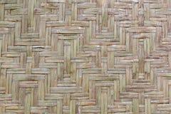 Der alte Bambus Lizenzfreie Stockfotos