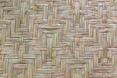 Der alte Bambus Stockbild