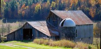 Der alte Bauernhof Stockfotografie