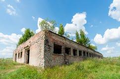 Der alte Bauernhof Stockfotos