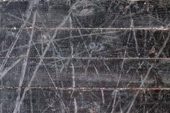 Der alte Boden der schwarzen Beschaffenheit als Hintergrund Stockbild