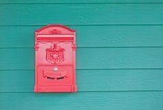 Der alte Briefkasten Lizenzfreies Stockbild