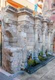 Der alte Brunnen Stockbilder