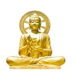 Der alte Buddha Lizenzfreies Stockbild