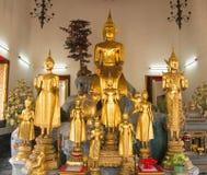 Der alte Buddha Lizenzfreie Stockbilder