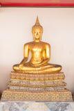 Der alte Buddha Stockfotos