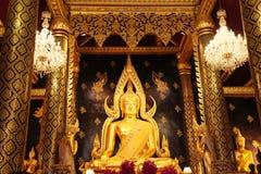 Der alte Buddha Stockfoto