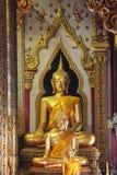 Der alte Buddha Lizenzfreie Stockfotografie