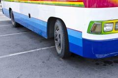 Der alte Bus Lizenzfreie Stockbilder