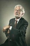 Der alte Chef Lizenzfreie Stockfotos