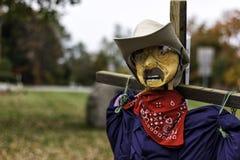 Der alte Cowboy Lizenzfreie Stockfotos