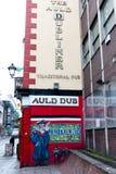 Der alte Dubliner im Tempel-Kneipenviertel, gelegen auf dem southbank des Flusses Liffey in Dublin, Irland Lizenzfreies Stockbild