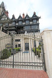 Der alte England-Landsitz Lizenzfreies Stockbild