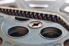 Der alte Film Lizenzfreies Stockbild
