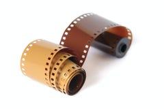 Der alte Film Lizenzfreie Stockfotos