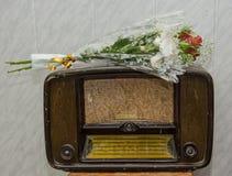 Der alte Funk Stockbilder