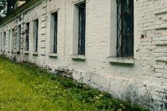Der alte historische weiße Palast des Kaisers lizenzfreie stockfotos