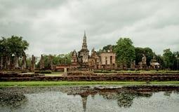 der alte königliche Palast Thailand Lizenzfreies Stockfoto