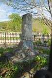 Der alte Kirchhof Historisches Teil von Pyatigorsk Stockfotos