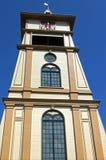 Der alte Kirchturm von Westerkerk in Enkhuizen Lizenzfreie Stockfotos