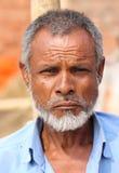 Der alte Mann stockfotografie