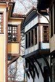 Der alte Plovdiv Stockfotos