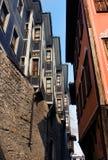 Der alte Plovdiv Stockfotografie