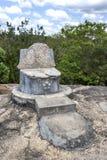 Der alte Standort von Madya Mandalaya gelegen herum 20 Kilometer von Panama in Sri Lanka Stockfotos