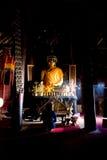 Der alte Tempel Lizenzfreies Stockfoto