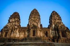 Der alte Tempel Stockbilder