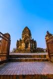 Der alte Tempel Stockbild