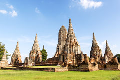 Der alte Tempel Stockfoto