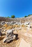 der alte Tempel und Lizenzfreies Stockbild