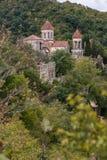 Der alte Tempel von Georgia Stockfotos
