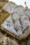 Der alte Tempel von Jagdish in Udaipur, Indien, Lizenzfreie Stockbilder