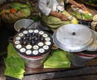 Der alte traditionelle thailändische Bonbon Stockbilder