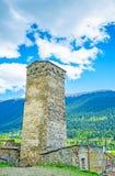 Der alte Turm Lizenzfreies Stockbild