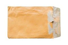 Der alte Umschlag Lizenzfreie Stockfotos