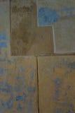 Der alte und alte Gips einer Wand Lizenzfreie Stockbilder