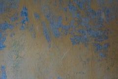 Der alte und alte Gips einer Wand Lizenzfreie Stockfotos