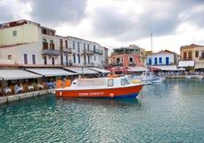 Der alte venetianische Hafen Stockbilder