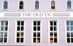 Der alte Vic Lizenzfreies Stockfoto