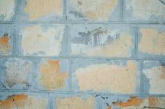 Der alte Ziegelsteinrot-Wandhintergrund, Beschaffenheit Lizenzfreie Stockbilder