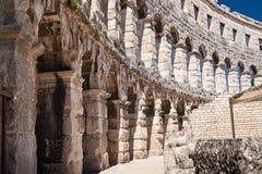Der Amphitheatre Stockfoto