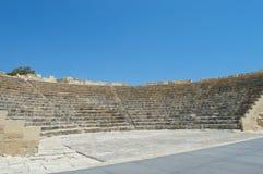 Der Amphitheatre der alten Stadt Lizenzfreies Stockbild